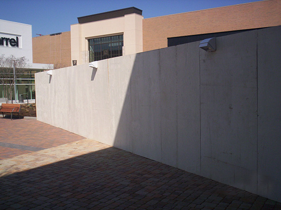 Universal Fence Co Plywood Fencing