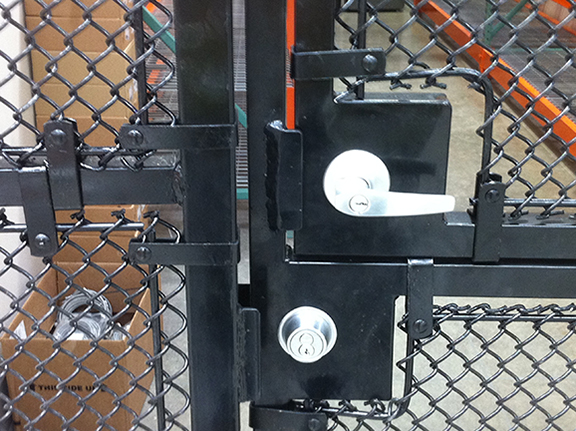 Universal fence co access controll